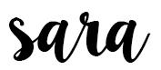 sara-signature